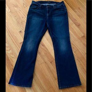 Women's Lucky Brand Boot Cut Jeans